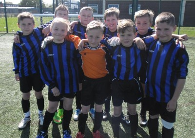 Year 4 Football Tournament